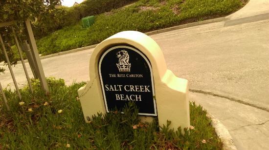 Dana Point, CA: Signage