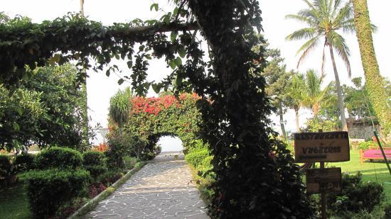 Jardines del Lago: Les jardins