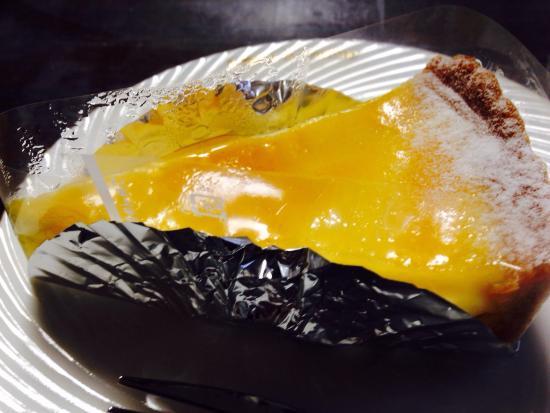 Honbetsu-cho, Japan: ほどよい甘さと、チーズの風味がとても良い感じ‼︎