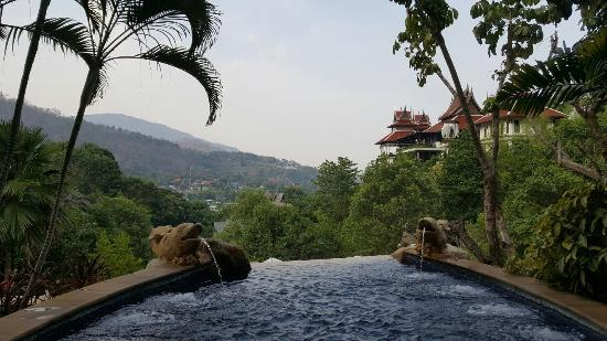 Panviman Chiang Mai Spa Resort: 20160514_170026_large.jpg
