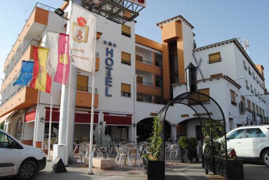 Hotel La Flor de la Mancha