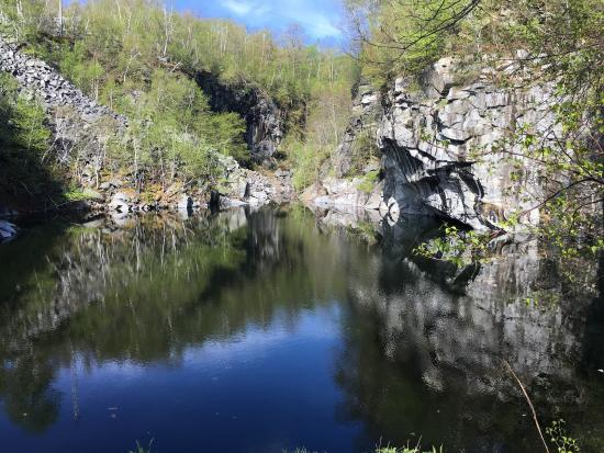 Becket Land Trust Historic Quarry