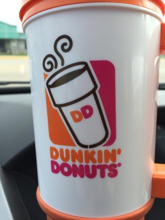 Dunkin' Dounts