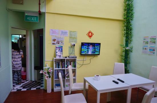 Tempat Sarapan Dan Dapur Kiri Gambar Picture Of Traveller Sg Singapore Tripadvisor