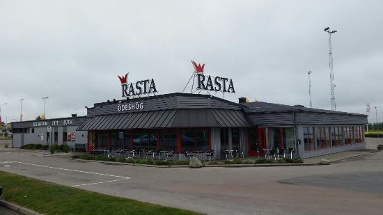 Odeshog, Suecia: Rasta