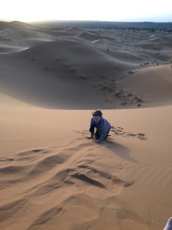 Enchanted Morocco Tours: Fun in the desert~
