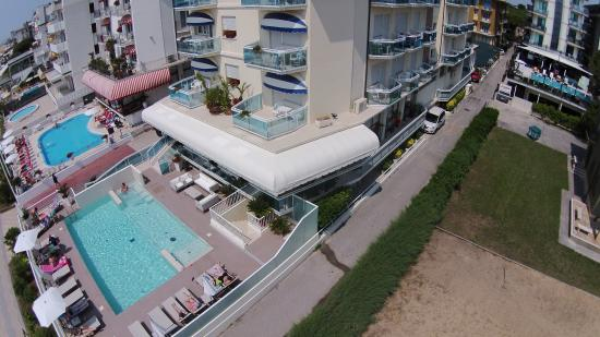 Hotel Canarie: Drone