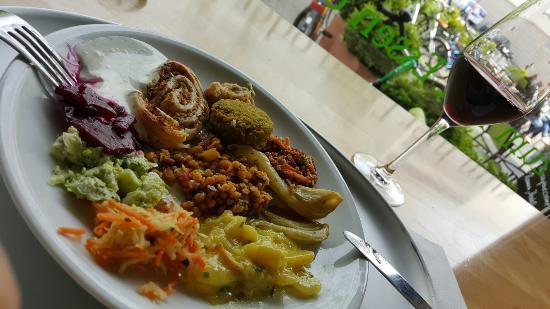 Red Die Grüne Küche | Red Die Gruene Kueche Bild Von Die Grune Kuche Heidelberg
