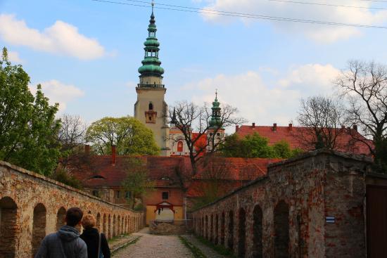 Convent of the Book of Henrykow (Klasztor Ksiegi Henrykowskiej)