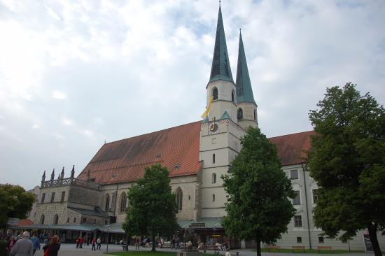 Sankt Phillipp und Jakob (Stiftspfarrkirche): Stadtpfarrkirche