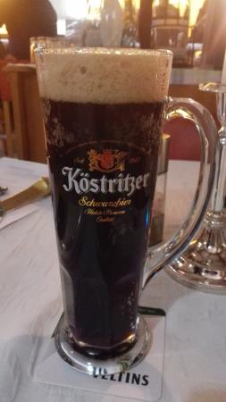 Hotel Poeker: Das beste Schwarzbier der Welt!