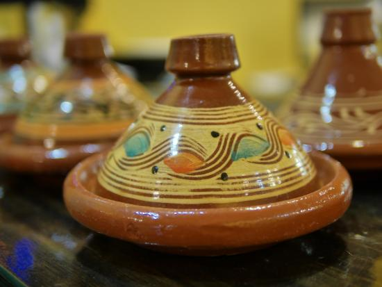 Cleveland Heights, OH: Tagines and grilled meats are the house specialty.