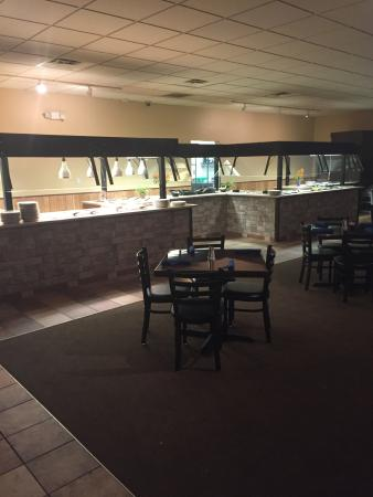 Elkview, Virginia Occidental: Food bar