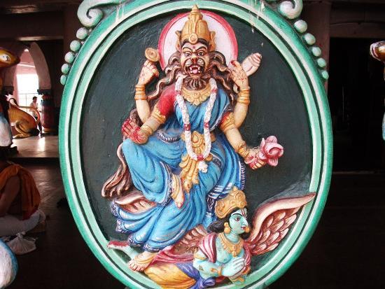 Narsingh at Ram Mandir, Bhubaneswar