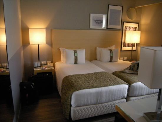 Holiday Inn Milan - Garibaldi Station: Our room