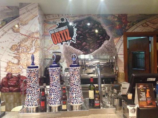 imagen Restaurante Bar Ortiz en Tres Cantos