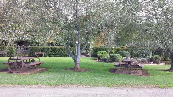 Wandin North, Australia: Part of their lovely gardens. The venue is available for weddings so it would be ideal there.
