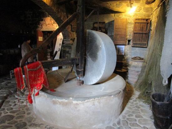 Museo della civilt contadina di gaville macina del for Foto di decorazione della casa del cottage