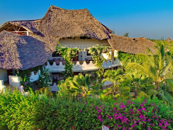 Jambo House Resort: Resort panoramica
