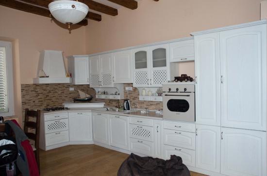 Villa Ragusa Dubrovnik: Kitchen