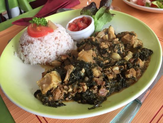 Le Pangalane La Roche Sur Yon Menu Prices Restaurant Reviews
