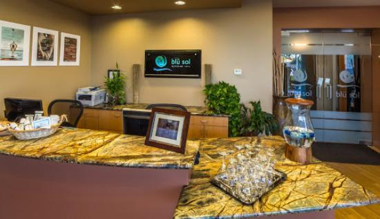 Tolleson, AZ: Lobby of Spa