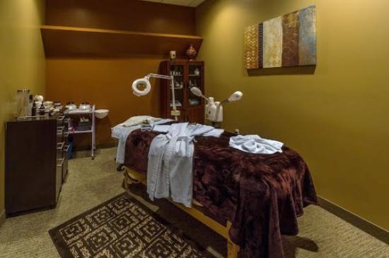 โทลลีสัน, อาริโซน่า: Esthetician Room