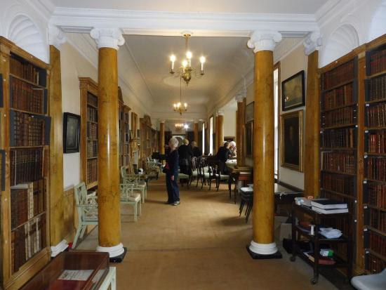 Hartlebury, UK: The Hurd Library