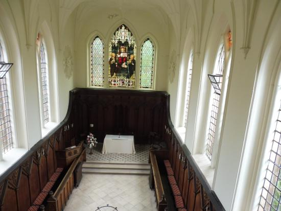 Hartlebury, UK: The Chapel