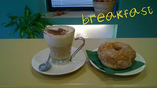 Sant'Agnello, Italia: Breakfast