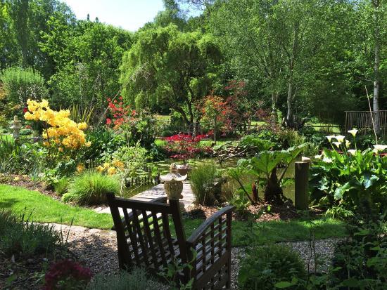 Le Jardin du Hameau de Lopriac
