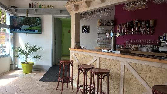 Borreze, Frankrike: L'espace bar
