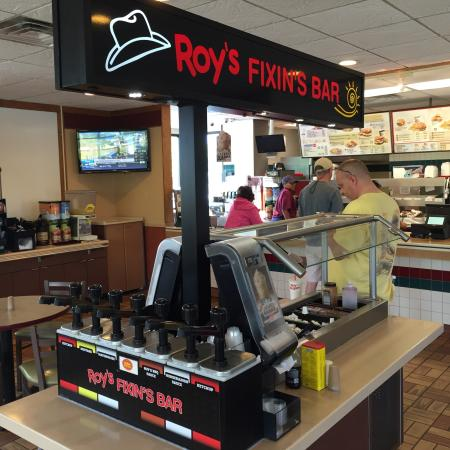 Roy Rogers : Location, location, Roy's!!