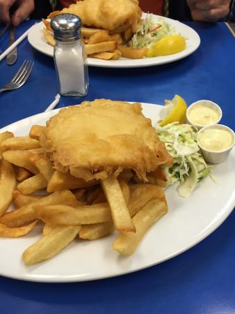 Captain George Fish & Chips