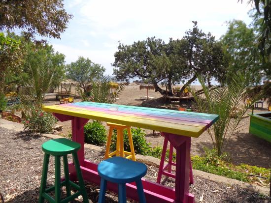 Mojito bar picture of mojito beach bar rhodes tripadvisor - Service a mojito ...