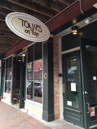Tony's on Main Street