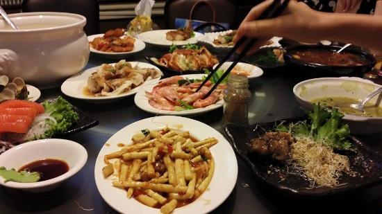 Xian Zhan Seafood Rechao Restaurant