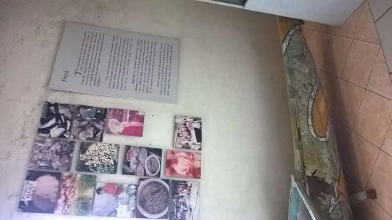 Bohol National Museum: Alimentation