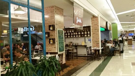 La pasta Gialla - Shopping Plaza Sul