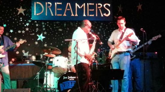 Muskegon, MI: Dreamers Blues Bar