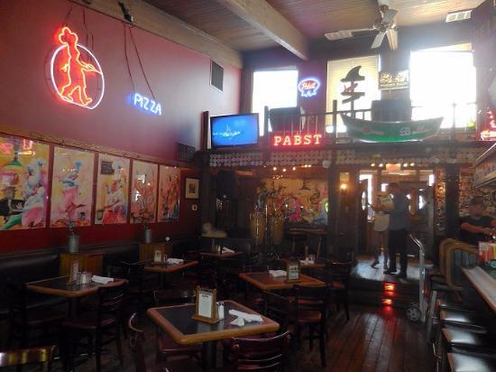 Jacksonville, Oregón: Saloon