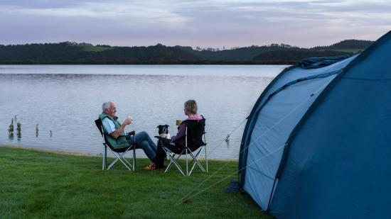 Waitangi Holiday Park: Romantic Evening for Two