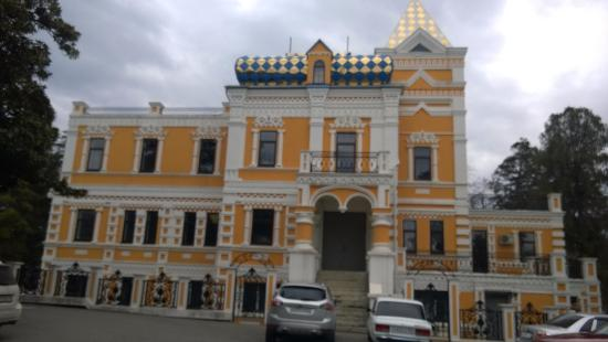 Country House of Khludov