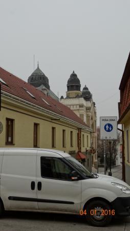 Nitra, سلوفاكيا: Купола