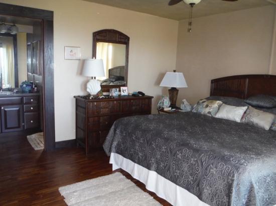 เคานากาไค, ฮาวาย: Bedroom, C134 Molokai Shores.