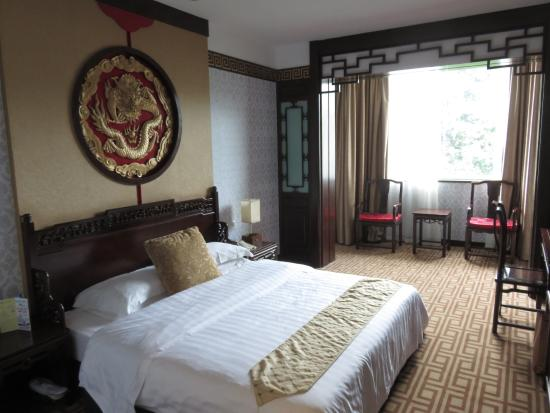 Guilin Park Hotel: Traditional and comfortable.
