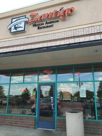 Zantigo Mexican American Restaurant