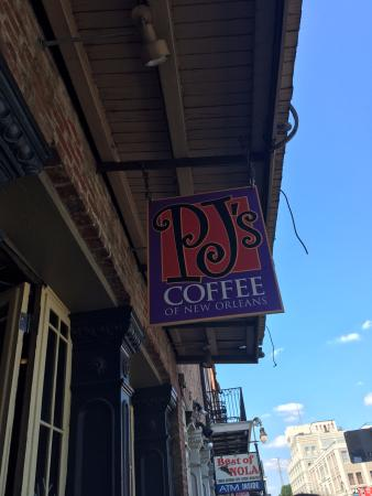 Pj S Coffee 177 Of 1 562 Restaurants In New Orleans
