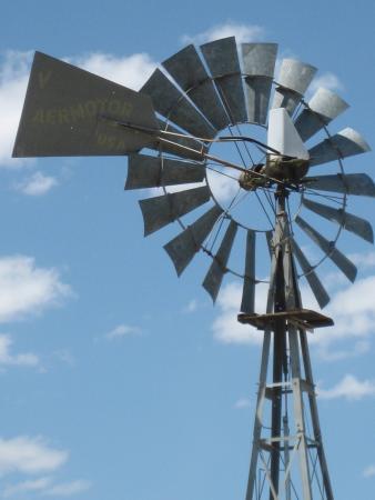 Cabeza Prieta National Wildlife Refuge: Windmill