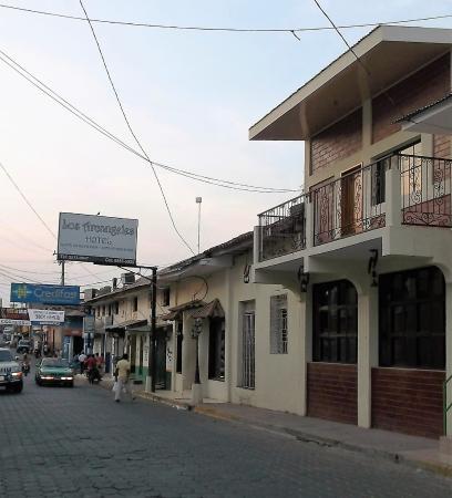 Hotel Los Arcangeles : 22 avril 2016